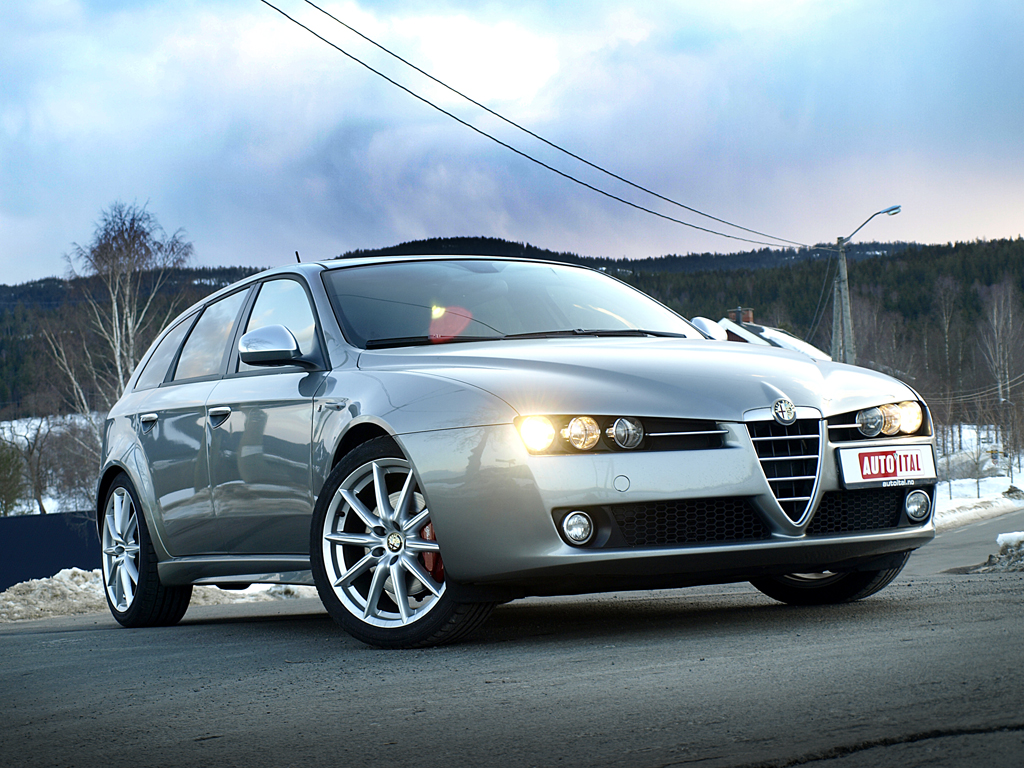 alfa romeo 159 ti sw 3 by stoelen7 on deviantart. Black Bedroom Furniture Sets. Home Design Ideas