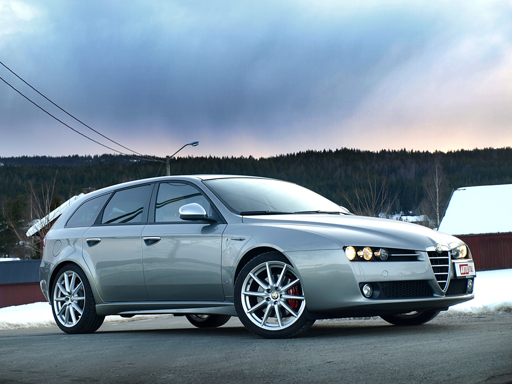 alfa romeo 159 ti sw 4 by stoelen7 on deviantart. Black Bedroom Furniture Sets. Home Design Ideas