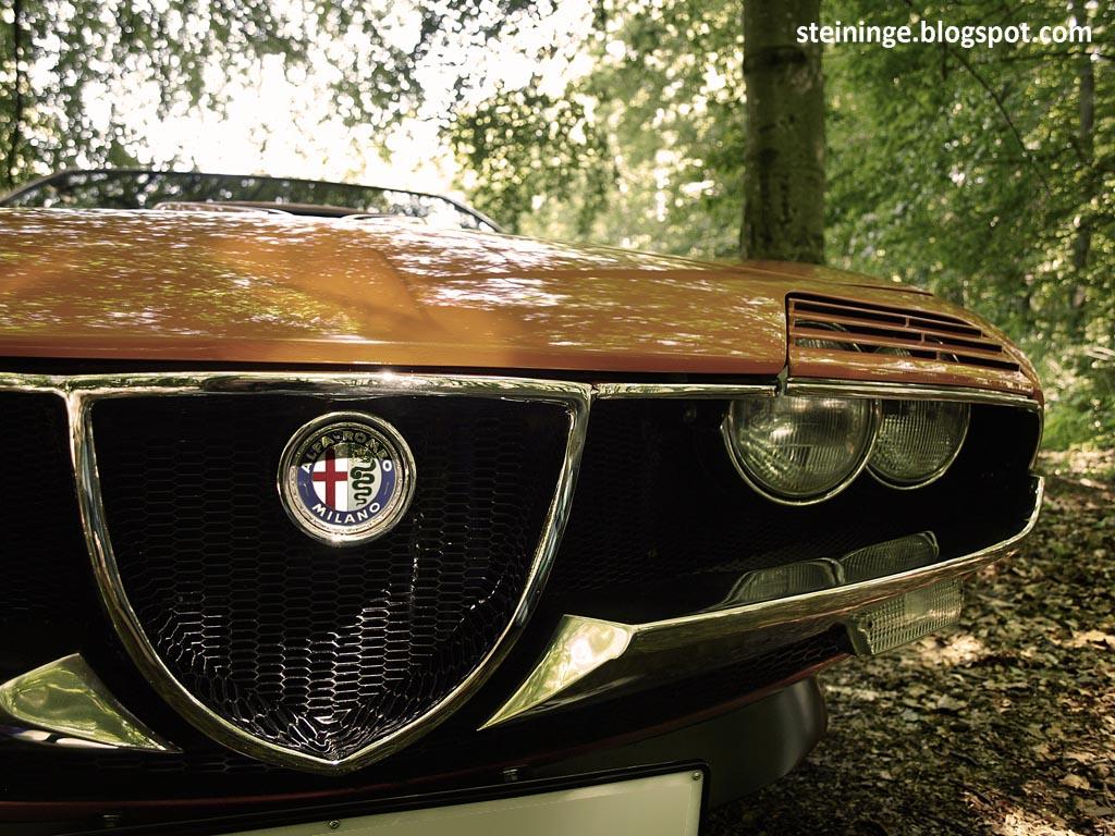 Alfa Romeo Montreal 7