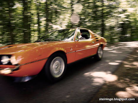 Alfa Romeo Montreal 17