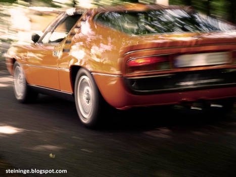 Alfa Romeo Montreal 18