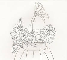 Flowers by Buckdida