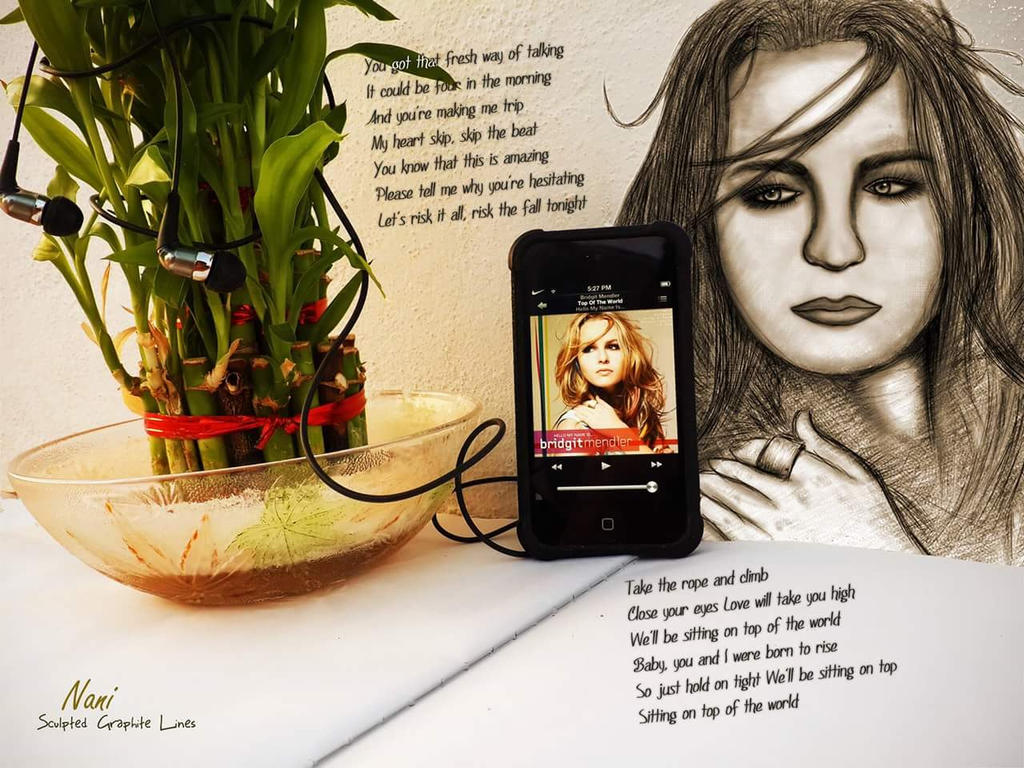 Bridgit Mendler - Digital Art by nanideviantart