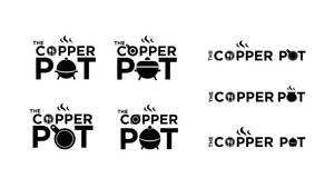 The Copper Pot - Logo Design