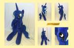 Princess Luna Cuddle Pal Plushie