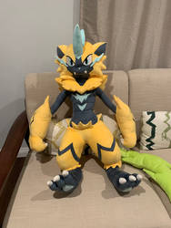 Zeraora 40 Inches Plush