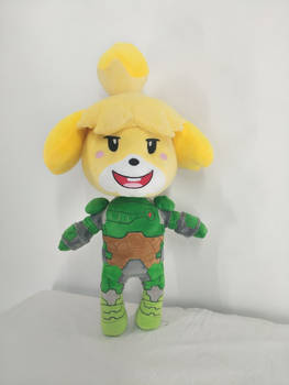 Doom Isabelle Plush
