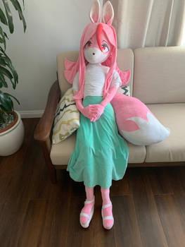 Nazuna Hiwatashi Life Size Plush