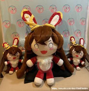 48inches Baron Bunny Plush