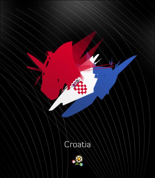 Euro 2012: Croatia by ZincH21