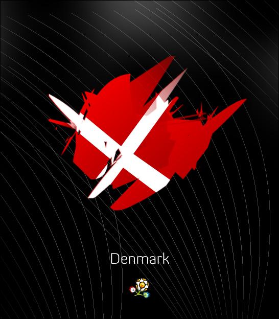 Euro 2012: Denmark by ZincH21