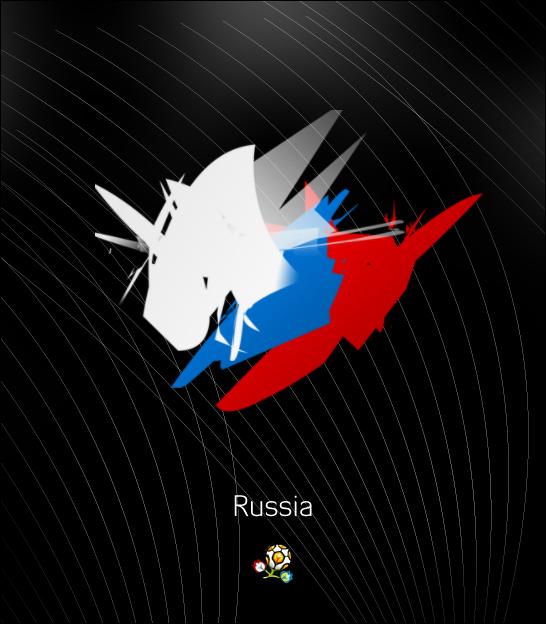 Euro 2012: Russia by ZincH21