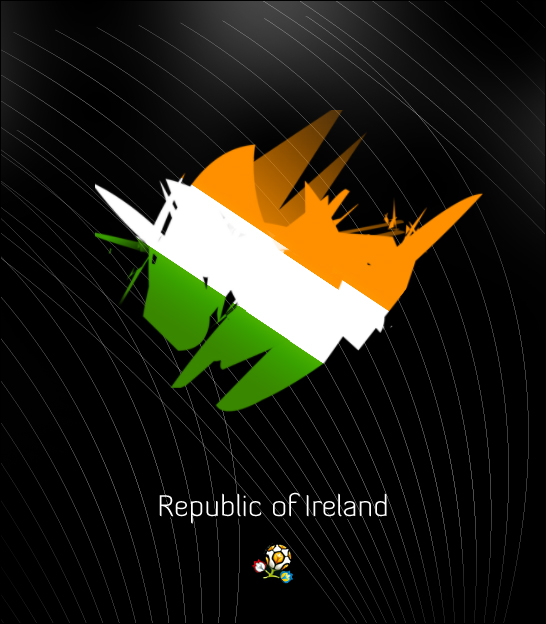 Euro 2012: Republic of Ireland by ZincH21