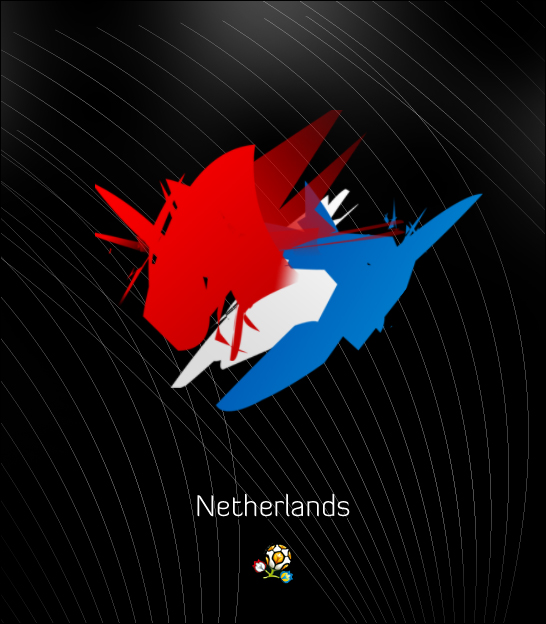 Euro 2012: Netherlands by ZincH21