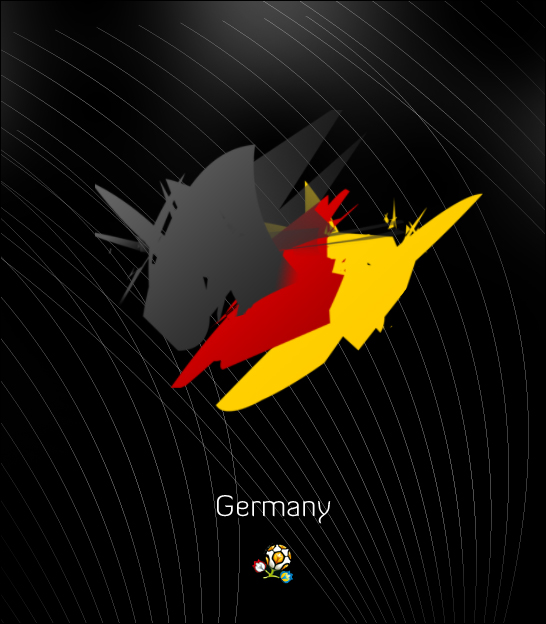 Euro 2012: Germany by ZincH21