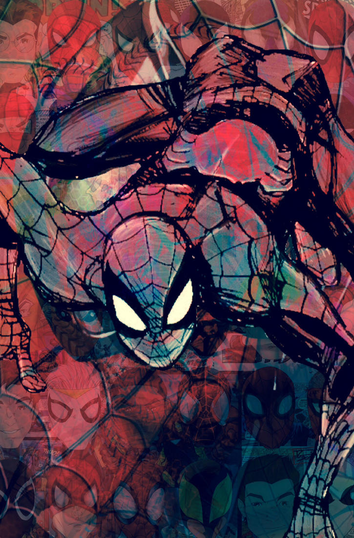 Wallpaper spiderman iphone 6 for Home wallpaper joey s