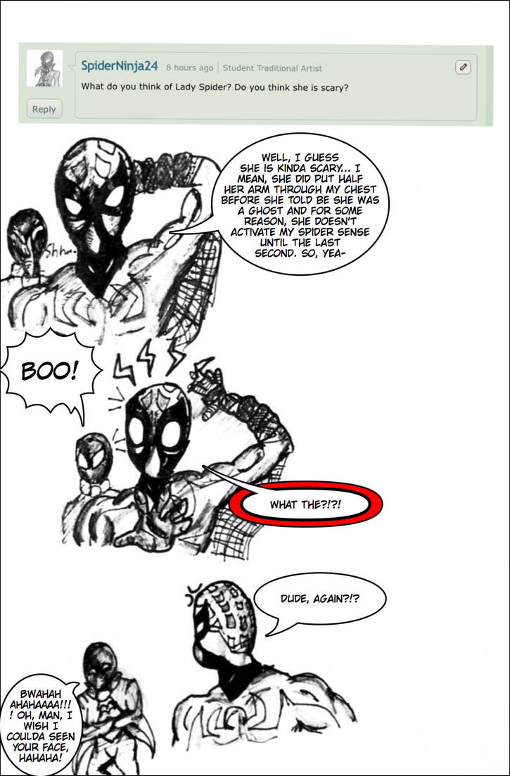 Ask Spider-Leb 2 by Joey-GB-316 on DeviantArt