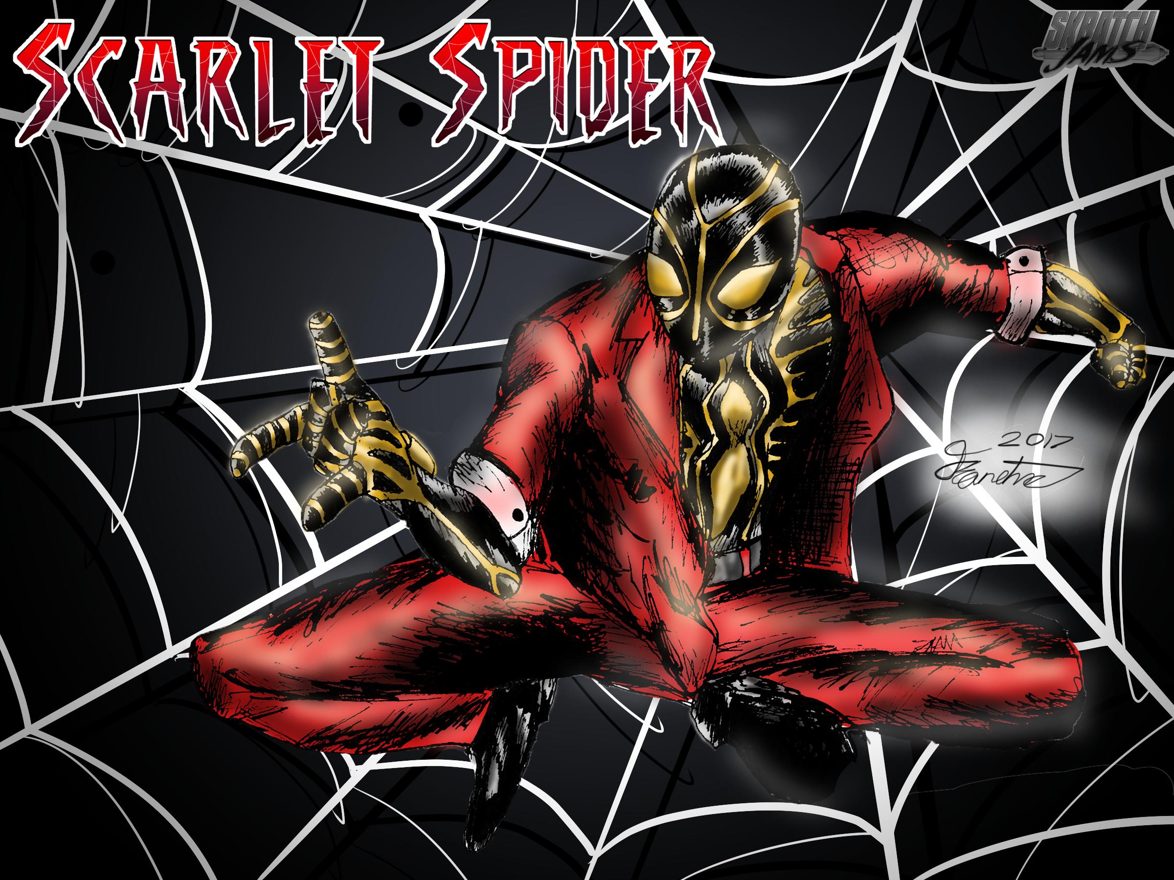 spider redesigned