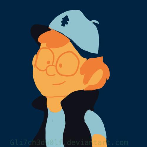 99 Dipper Palette Challenge by Gli7cH3dW0LF