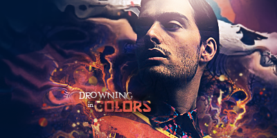 Drowning in Colors by StevenZybert
