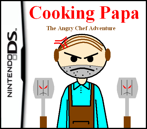Cooking Papa: The Game By ToaChristor On DeviantArt