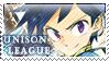 Unison League Stamp by iRYANiC