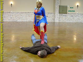 Powerfull Supergirl 2 by ArchiveSW