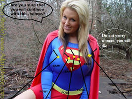 Invencible Supergirl 3 by ArchiveSW
