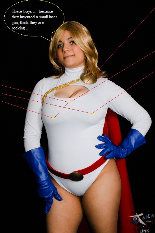 Powerfull Powergirl 3 by ArchiveSW