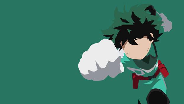 Midoriya Izuku Minimalist (Boku no Hero Academia)