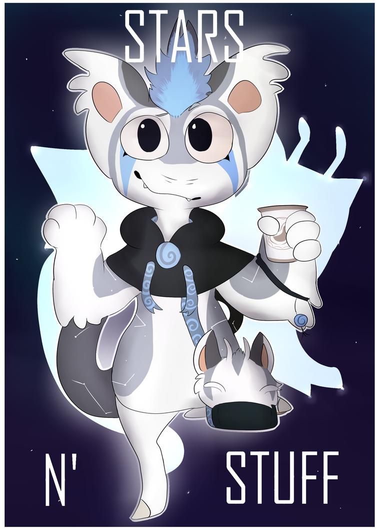 : DTA : Stars N' Stuff! by CreativeCinnamonCat