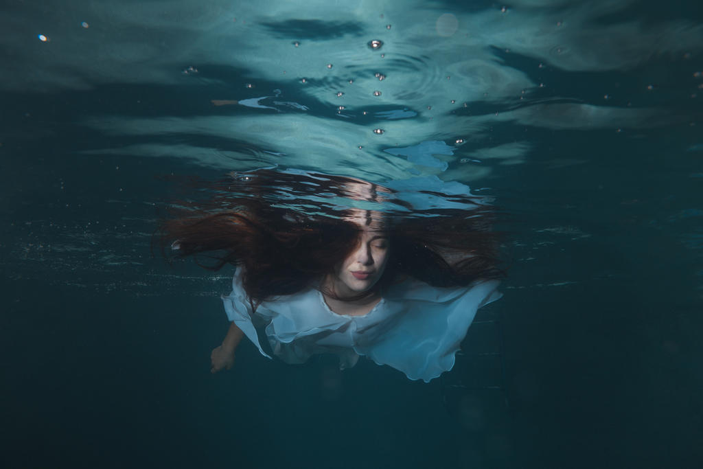 Underwater stock by Semiase