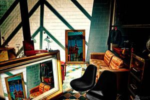 Mirror Selfie by LeWelsch