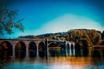 Bridge In Fall