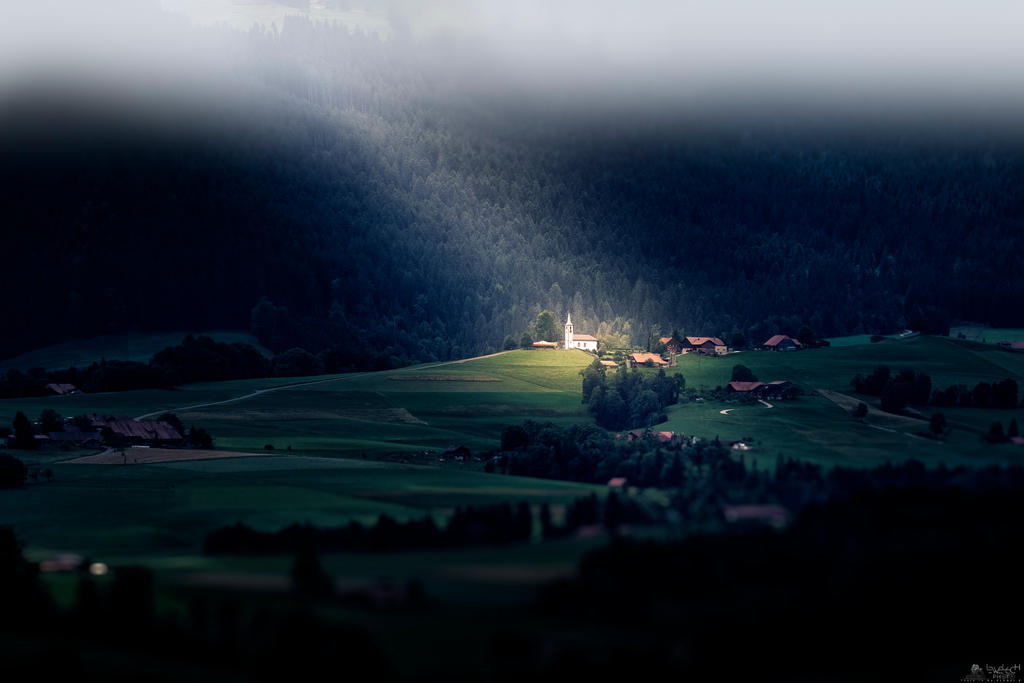 Illuminated by LeWelsch