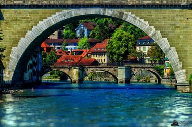 Bridge in Bridge by LeWelsch