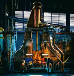 Chambersburg Steam Hammer by LeWelsch