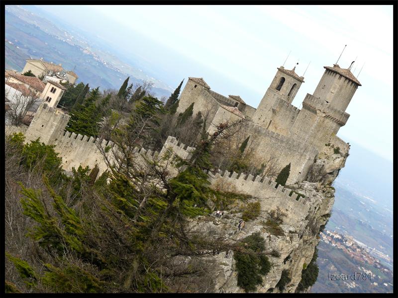 San Marino by izoard781