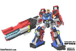 City Commander Omega Prime by 0PT1C5