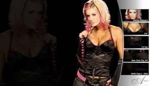 Ashley - WWE Wallpaper