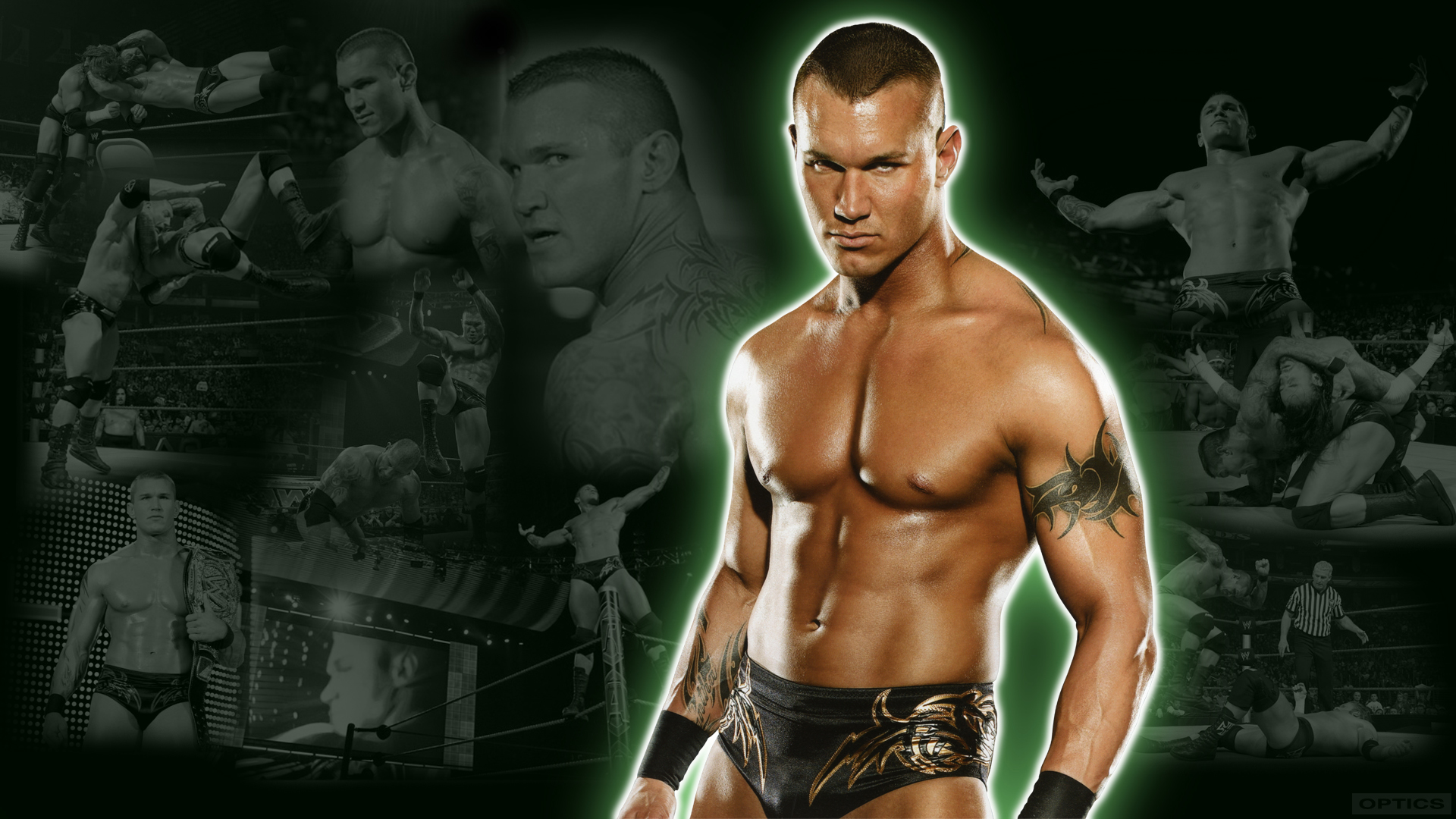 Randy Orton - WWE Wallpaper by ~0PT1C5 on deviantART