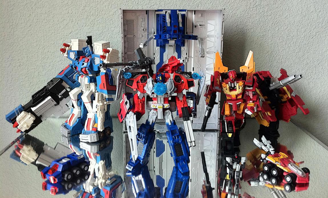 Autobot Leaders