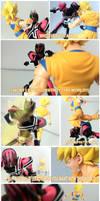 Decade vs Goku