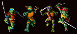 TMNT Classics - Turtles in Time