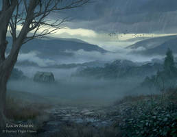 Ten Acre Meadow by AlcoholicHamster