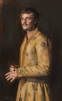 Oberyn from game of thrones by AlcoholicHamster