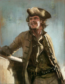 Guy From Black Sails