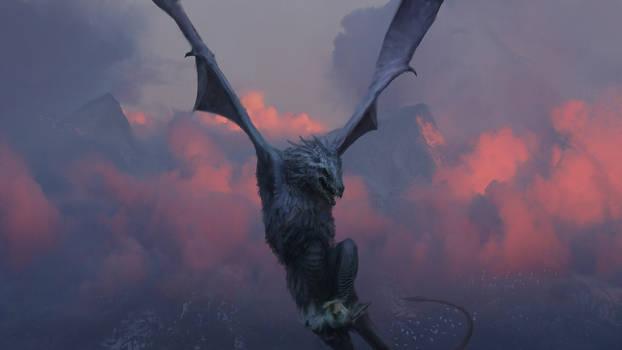 Harpy Dragon