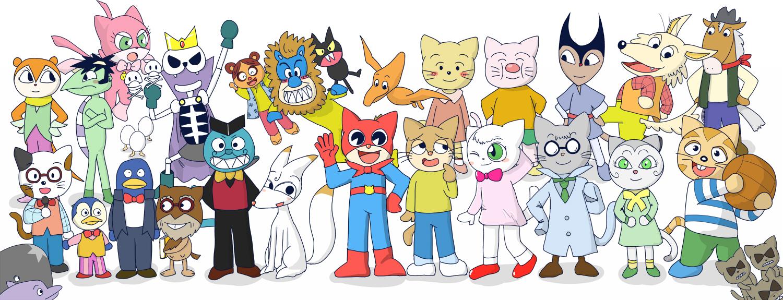 Mighty Cat Mask Niyander HINDI Episodes