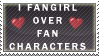 fan girl stamp 1 by ScittyKitty